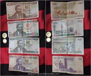 shillings moeda quenia